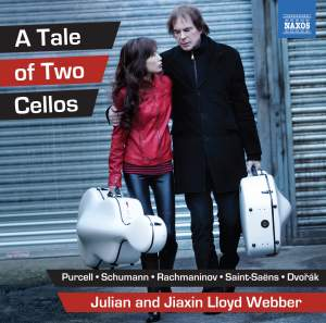 A Tale Of Two Cellos Product Image