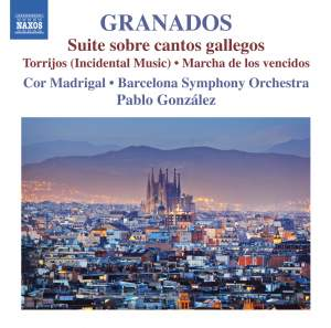 Granados: Orchestral Works, Vol. 1