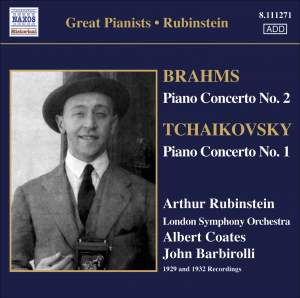 Arthur Rubinstein - 1929-1932 Recordings