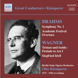 Great Conductors - Otto Klemperer Product Image