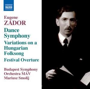 Zádor: Dance Symphony
