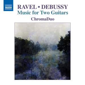 Ravel & Debussy: Music for 2 Guitars