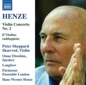Henze: Violin Concerto No. 2
