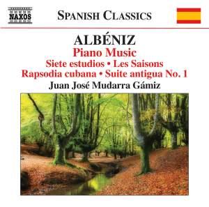 Albéniz: Piano Music, Volume 5