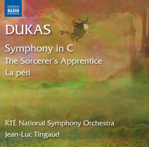 Dukas: L'apprenti sorcier, La péri & Symphony in C Major