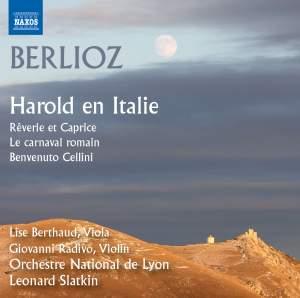 Berlioz: Harold en Italie