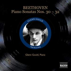 Glenn Gould plays Beethoven Product Image