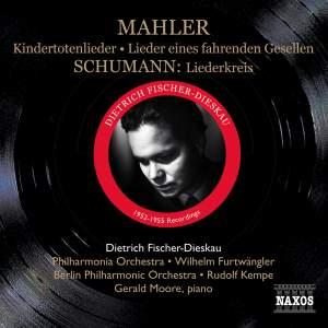 Dietrich Fischer-Dieskau sings Mahler & Schumann Product Image