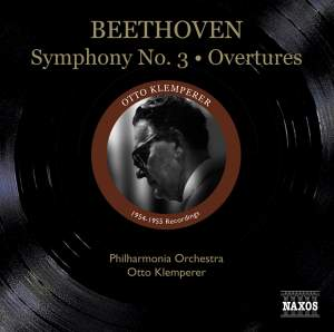 Beethoven - Symphony No. 3 & Overtures Product Image