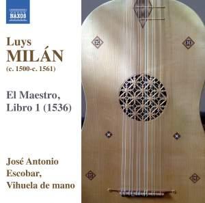 Milán: El Maestro: Libro 1