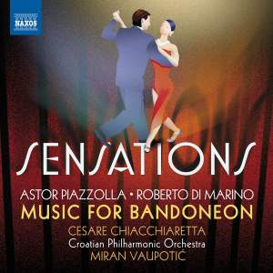 Sensations: Music for Bandoneon