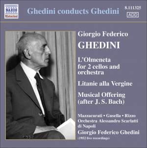 Ghedini conducts Ghedini