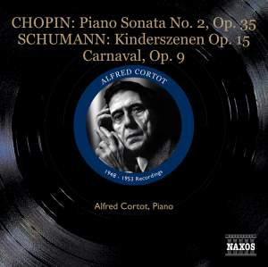 Alfred Cortot plays Chopin & Schumann Product Image