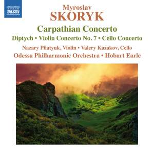 Myroslav Skoryk: Carpathian Concerto