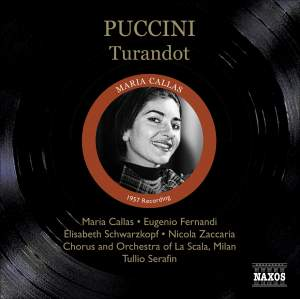 Puccini: Turandot Product Image