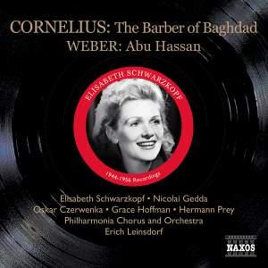Elisabeth Schwarzkopf sings Cornelius & Weber Product Image