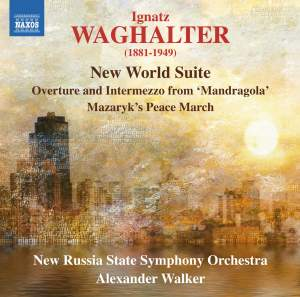 Waghalter: New World Suite