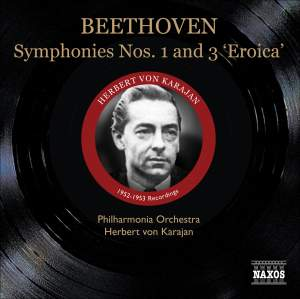 Beethoven - Symphonies Nos. 1 and 3
