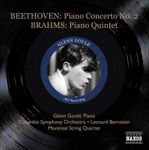 Glenn Gould plays Beethoven & Brahms Product Image
