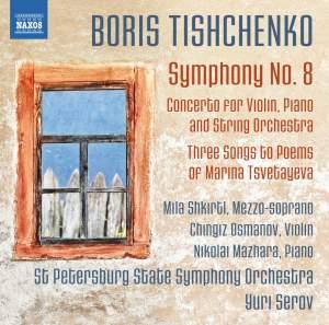 Tishchenko: Symphony No. 8