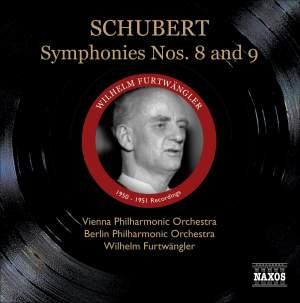 Schubert - Symphonies Nos. 8 & 9 Product Image