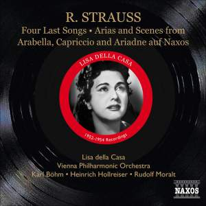 Strauss - Four Last Songs