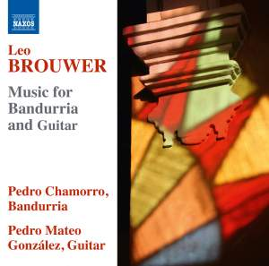Leo Brouwer: Music for Bandurria & Guitar