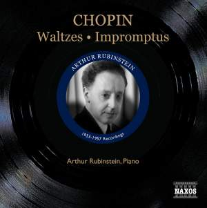 Chopin: Waltzes & Impromptus Product Image