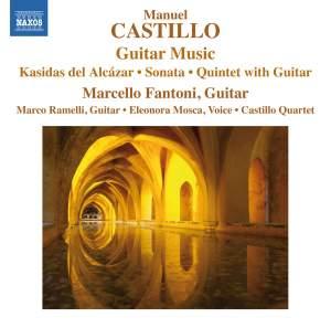 Castillo: Guitar Music