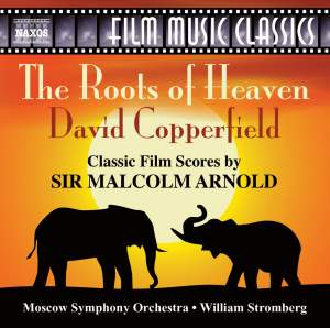 Arnold: The Roots of Heaven & David Copperfield (Original Scores)
