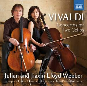 Vivaldi: Concertos for 2 Cellos