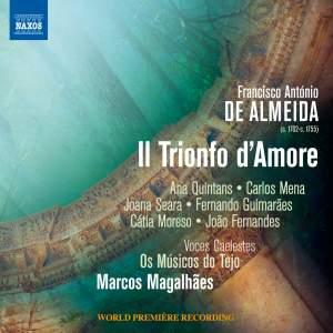 Almeida: Il trionfo d'amore
