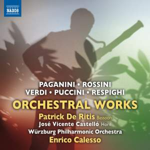 Italian Orchestral Works