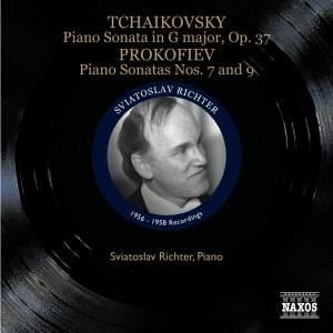 Tchaikovsky & Prokofiev: Piano Sonatas Product Image