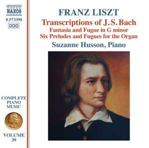 Liszt: Complete Piano Music Volume 39