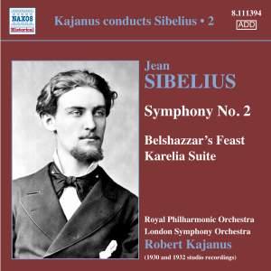 Kajanus Conducts Sibelius, Vol. 2 Product Image