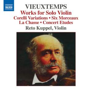 Vieuxtemps: Works for Solo Violin