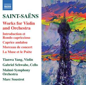 Saint-Saëns: Works for Violin and Orchestra