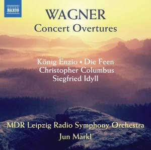 Wagner: Concert Overtures Product Image