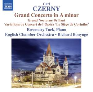Czerny: Grand Concerto in A minor
