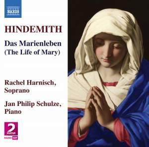 Hindemith: Das Marienleben for Soprano & Piano, Op. 27