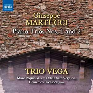 Martucci: Piano Trios Nos. 1 & 2