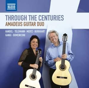 Through the Centuries: Amadeus Guitar Duo