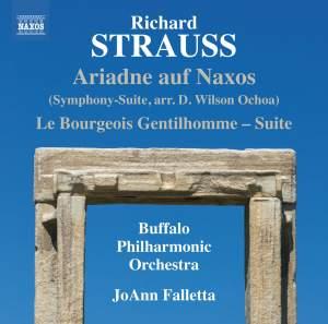 Richard Strauss: Ariadne Auf Naxos Symphony-Suite