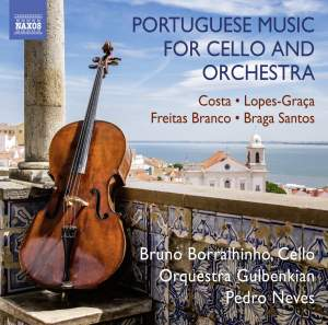 Portuguese Music for Cello and Orchestra