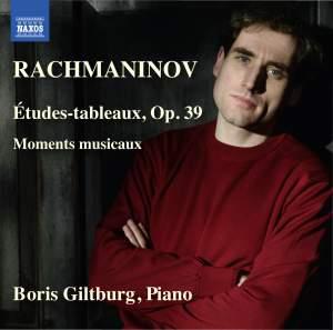Rachmaninov: Etudes-Tableaux & Moments Musicaux Product Image