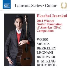 Guitar Recital: Ekachai Jearakul
