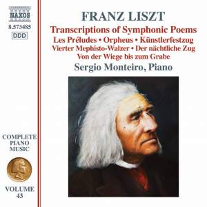 Liszt: Complete Piano Music Volume 43
