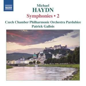 Michael Haydn: Symphonies, Vol. 2