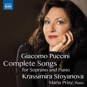 Puccini: Complete Songs for Soprano and Piano
